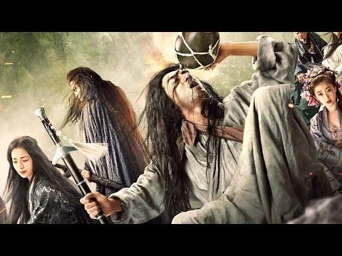 Xem Phim Thần Kiếm - Hà Nhuận Đông vs Lâm Canh Tân - Thuyết Minh - Phim Kiếm Hiệp Hay Nhất