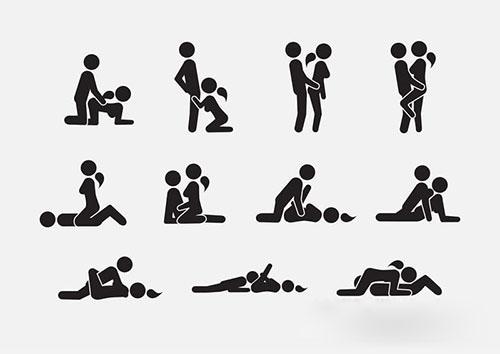 Tổng hợp các tư thế quan hệ tình dục khiến các cặp đôi phê lòi mắt