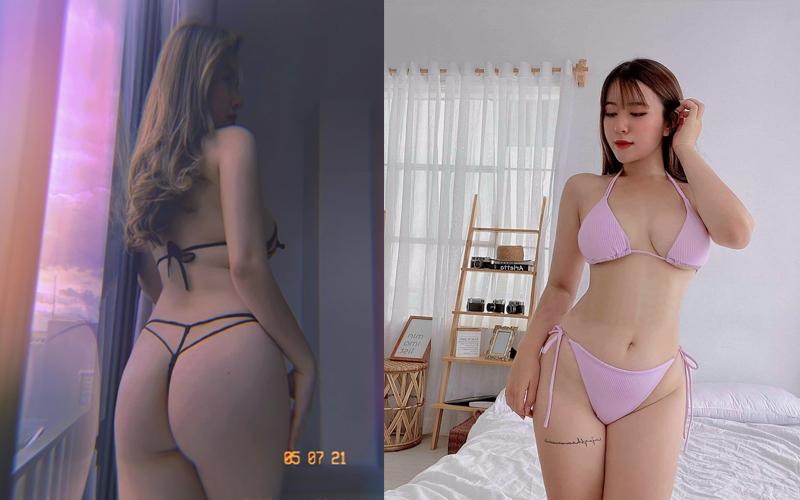 Bộ ảnh gái xinh Bikini Việt Nam Ngực Bự Sexy Nóng Bỏng