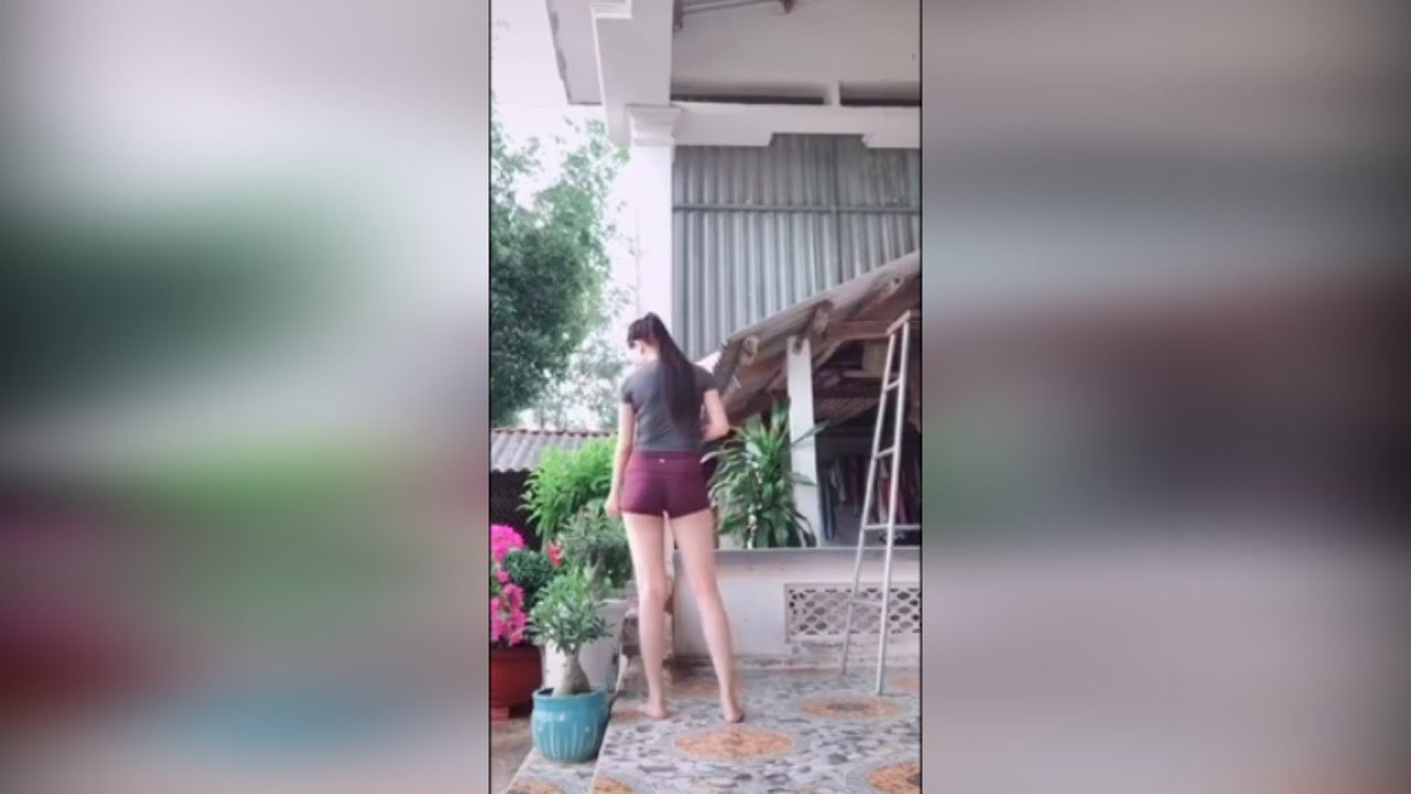 Em gái xinh dáng đẹp chân dài nhất Việt nam