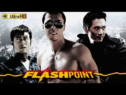 Xem phim Ngòi Nổ Flash Point HD - Chung Tử Đơn ft Phạm Băng Băng - Thuyết Minh - Phim Hành Động