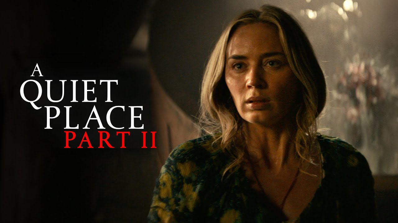 A Quiet Place Part II (2021) Full Moive Online HD 720P