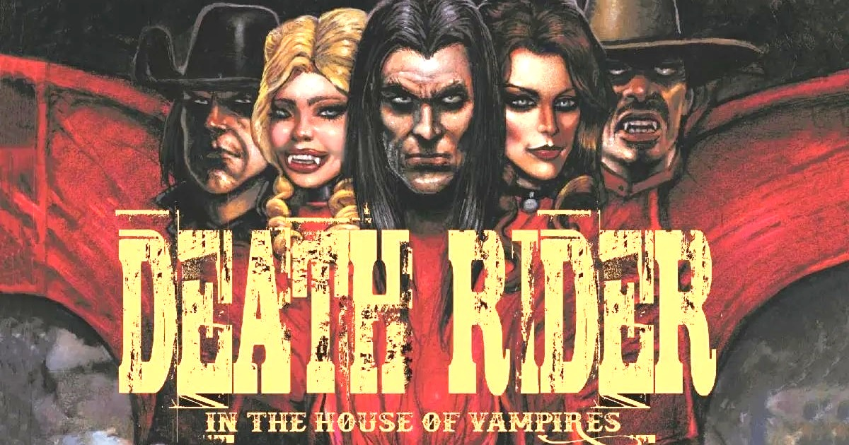 Watch Death Rider in the House of Vampires (2021) Full Movies Full HD Watch Online Free