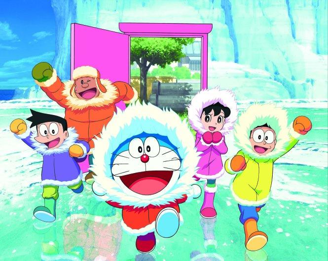 Doraemon Tập Dài Nobita Và Chuyến Thám Hiểm Nam Cực Kachi Kochi [Lồng Tiếng]