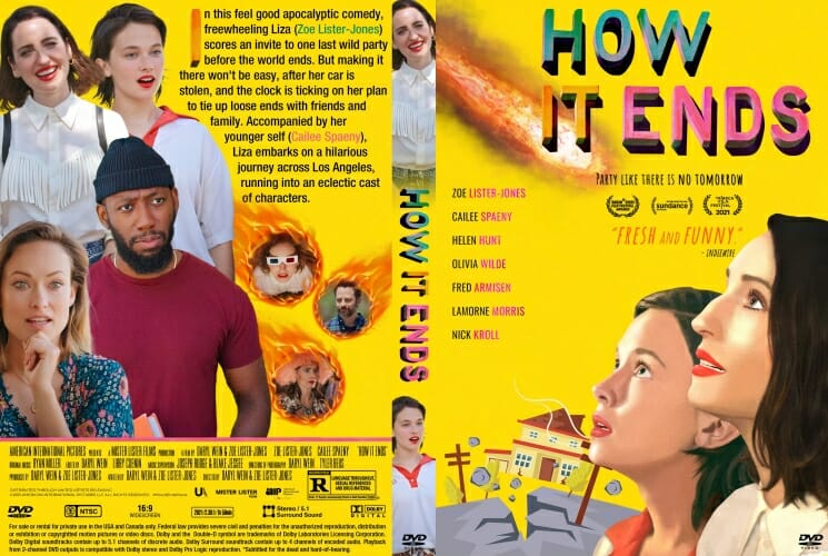 How It Ends (2021) Full Movies Full HD Watch Online Free Full Version