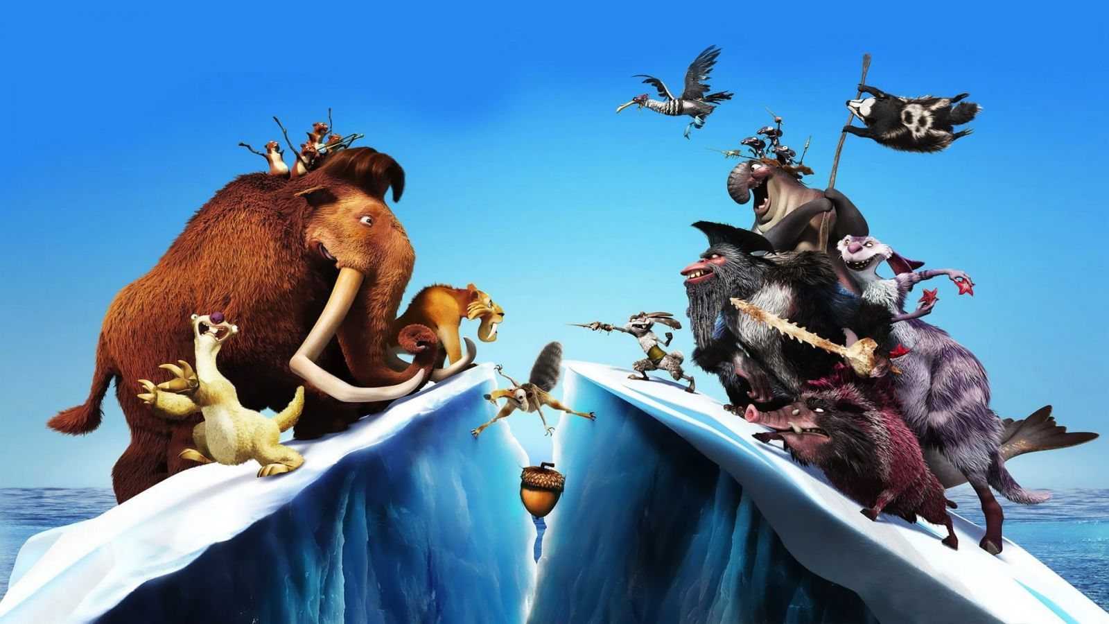 Watch Ice Age 4: Continental Drift (2012) Full Movies English Full HD Watch Online Free