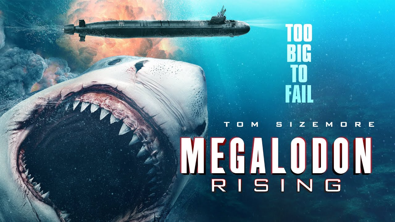Watch Megalodon Rising (2021) Full Movies Full HD Watch Online Free