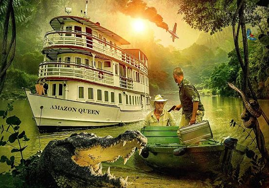 Watch Amazon Queen (2021) Full Movies Full HD Free Online