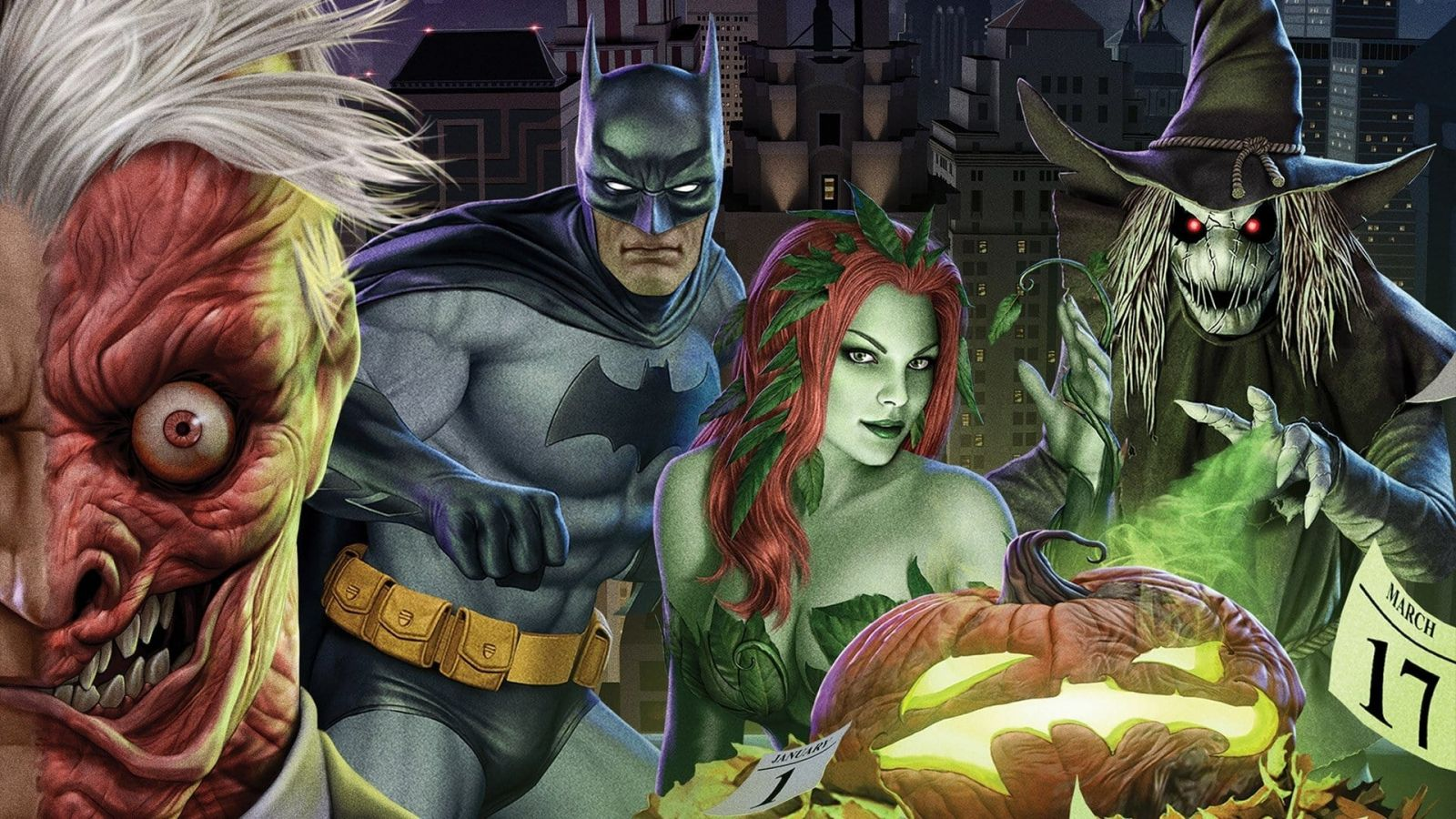 Batman: The Long Halloween, Part Two (2021) Full Movies Watch Online Free