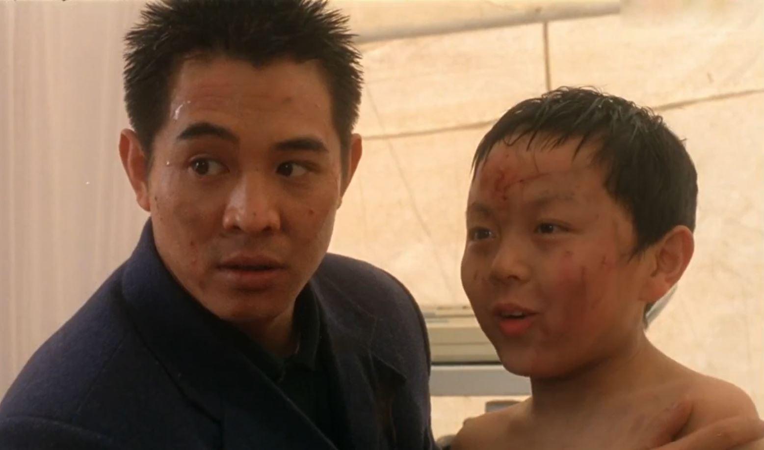 Phim Cha Tôi Là Anh Hùng - Lá Thư Cho Cha - Lý Liên Kiệt ft Tạ Miêu [US Lồng Tiếng Full HD]