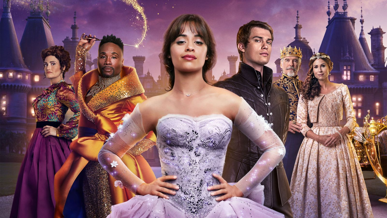 Watch Cinderella (2021) Full Movies Full HD Watch Free Online