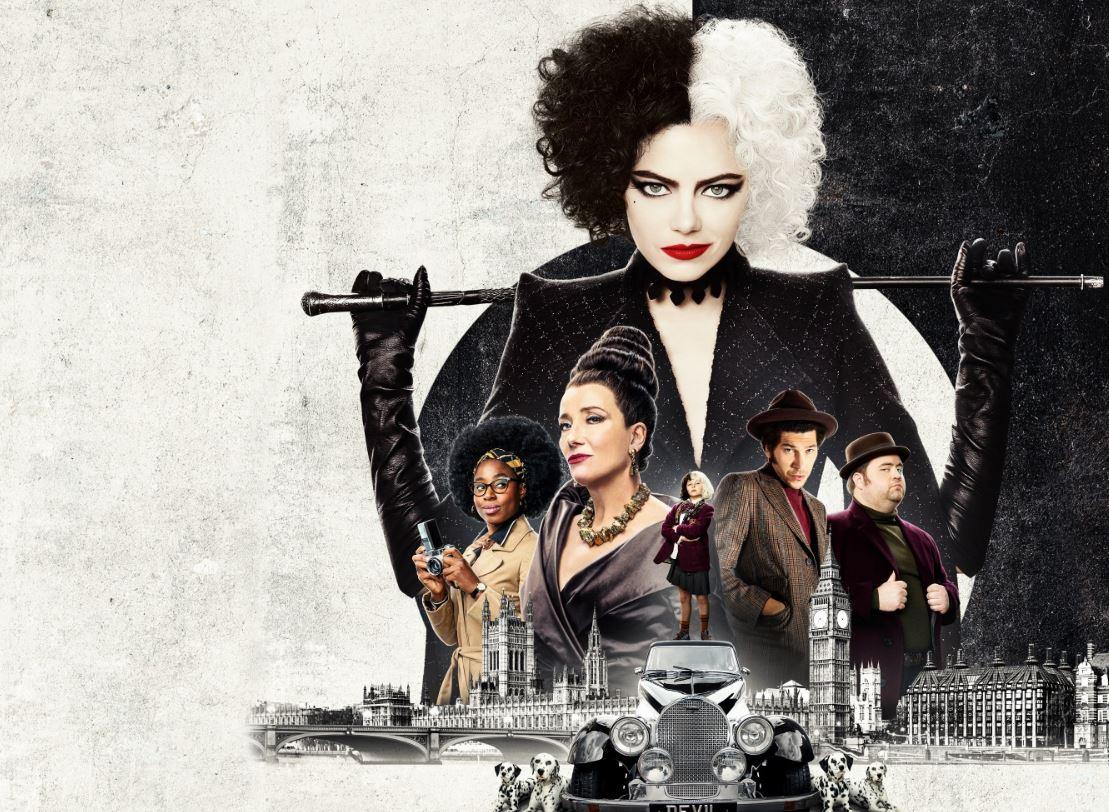 Cruella (2021) Full Movies Full HD Watch Online Free