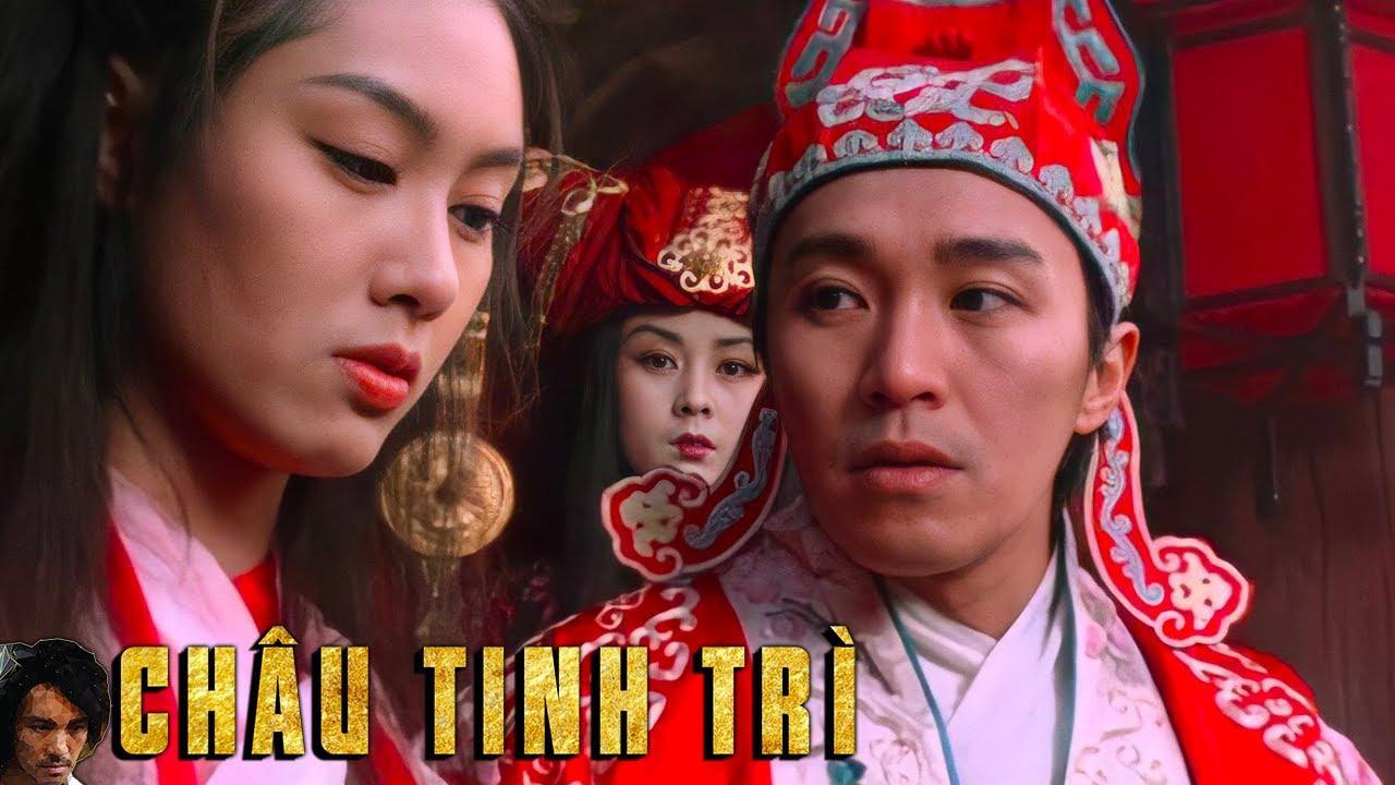 Phim Đại Thoại Tây Du Ký Tiên Lý Kỳ Duyên Châu Tinh Trì Full HD Lồng Tiếng