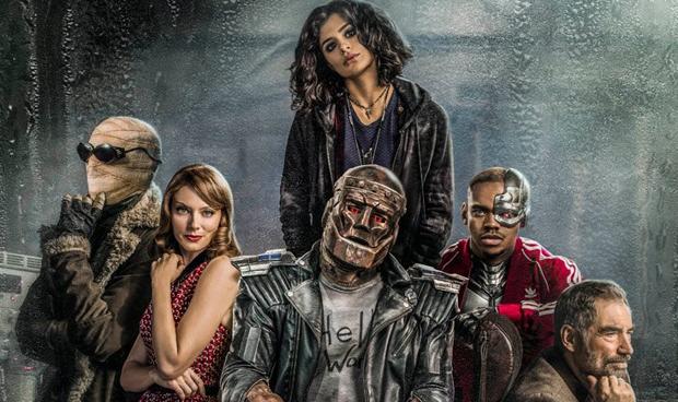 Watch TV Series Doom Patrol Full Session Watch Free Online