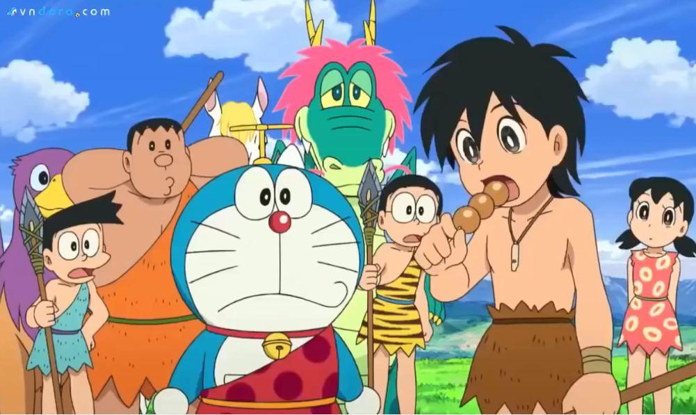 Phim Hoạt hình Doraemon tập dài: Cuộc chiến với Quỷ Kamat