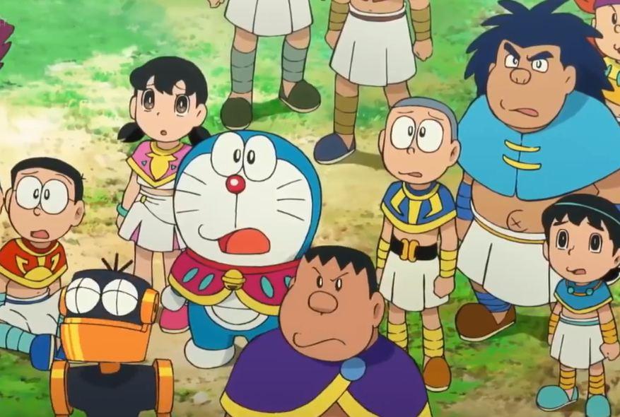 Xem phim Doraemon tập dài: Hòn đảo kỳ tích [Thuyết Minh]