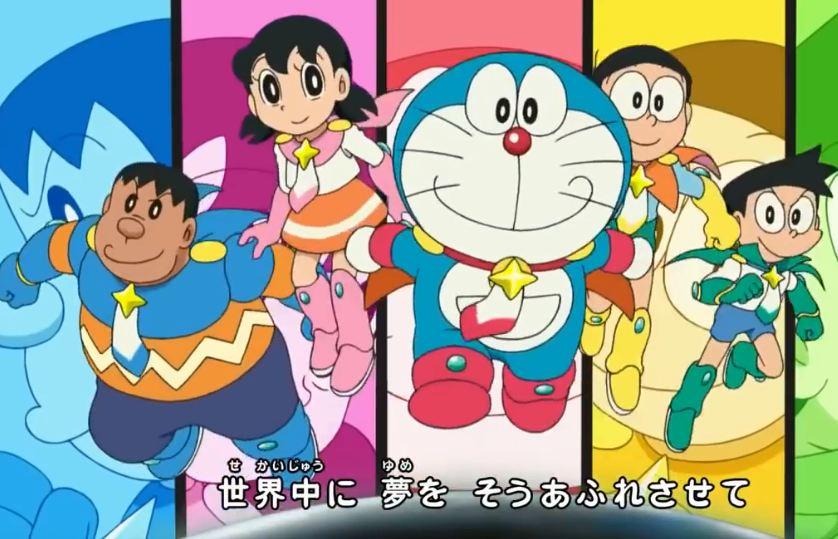 Doraemon tập dài: Nobita và Những hiệp sĩ khôn gian [Lồng tiếng]