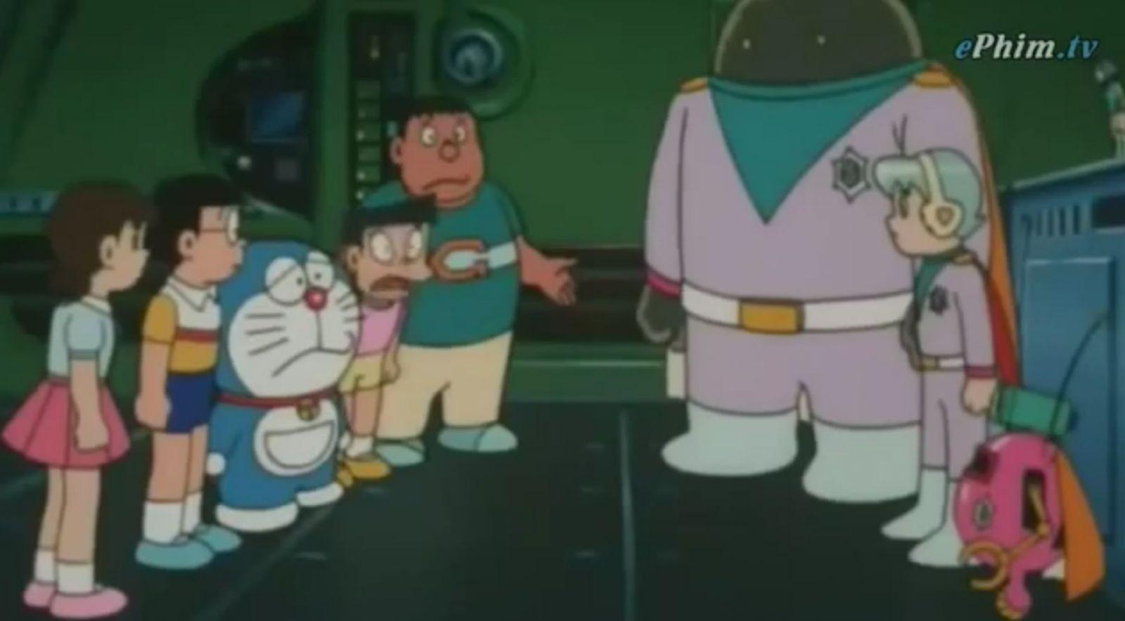 Doraemon tập dài: Nobita và Vũ trụ phiêu lưu ký - Lồng tiếng