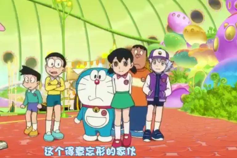 [Doraemon Tập Dài] Nobita Và Chuyến Thám Hiểm Mặt Trăng Lồng Tiếng