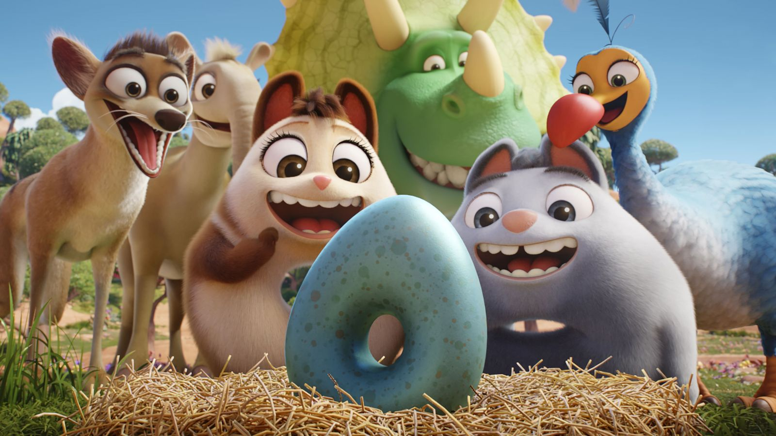 Watch Animation Extinct (2021) Full Movies Full HD Free Online