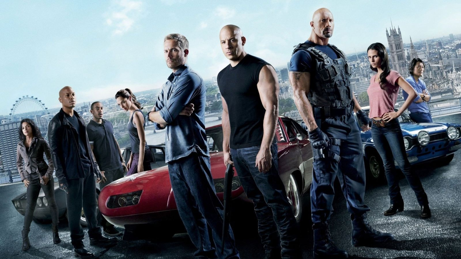 Fast and Furious 6 (2013) Full Movies English Version Watch Online Free