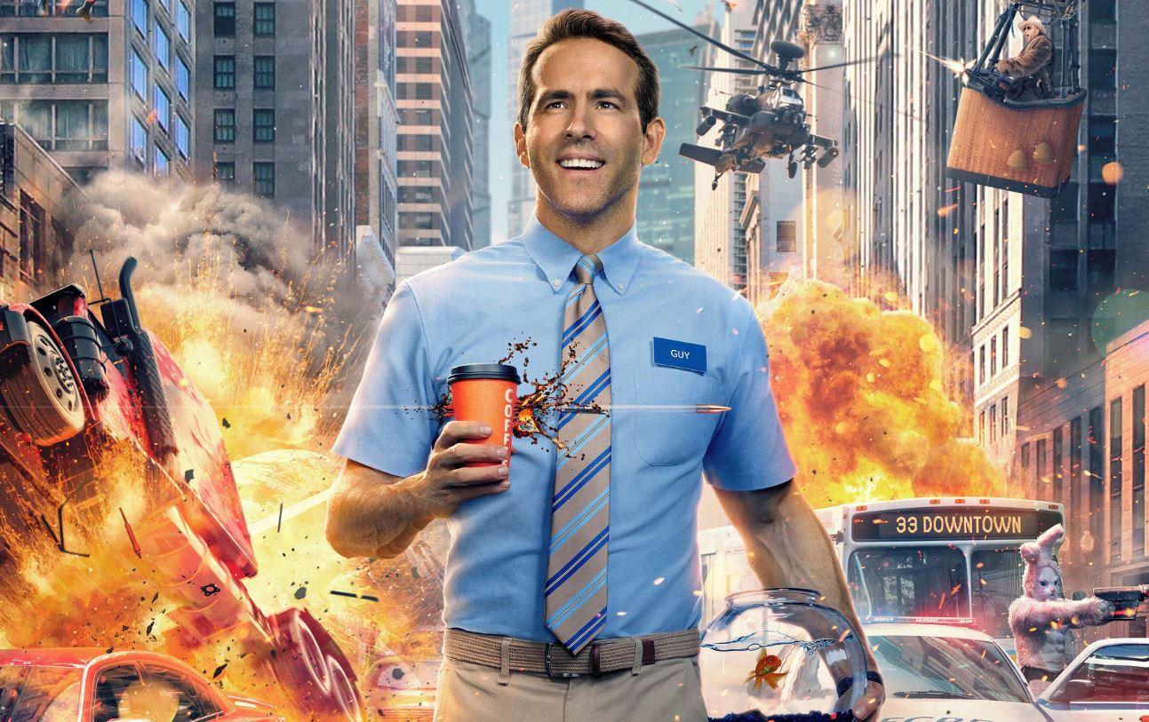 Watch Free Guy (2021) Full Movies Full HD Watch Free Online