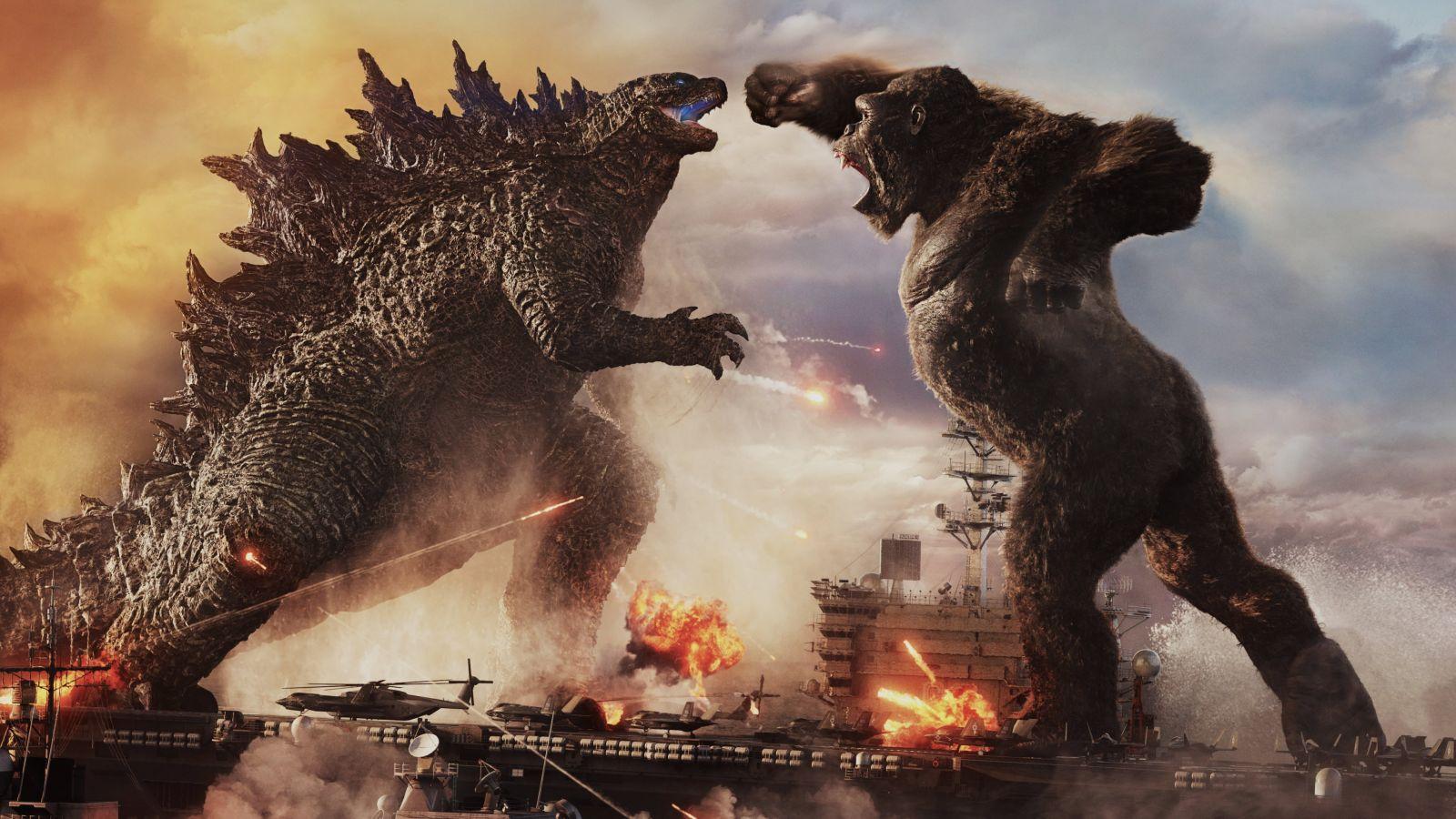 Godzilla vs Kong (2021) Full Movie HD 720P Watch Online Full Free
