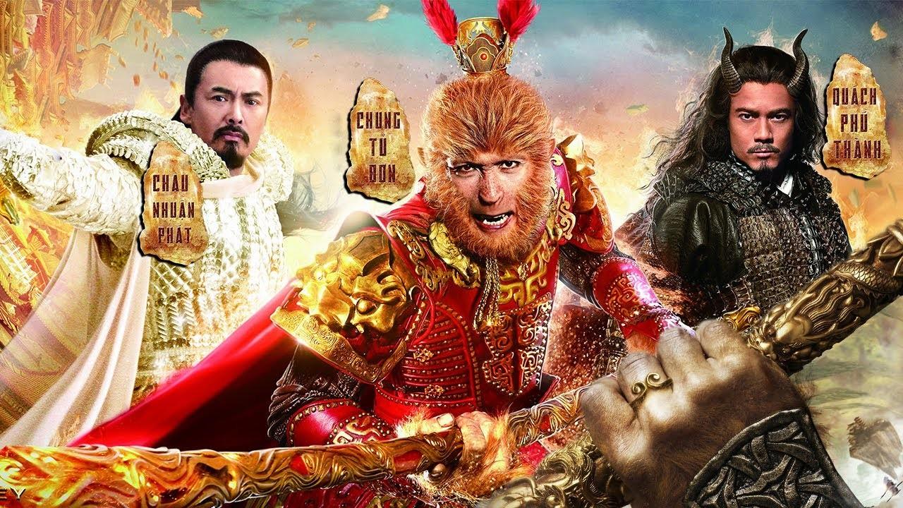 Phim Tề Thiên Đại Thánh Tôn Ngộ Không Chung Tử Đơn Full HD Lồng Tiếng