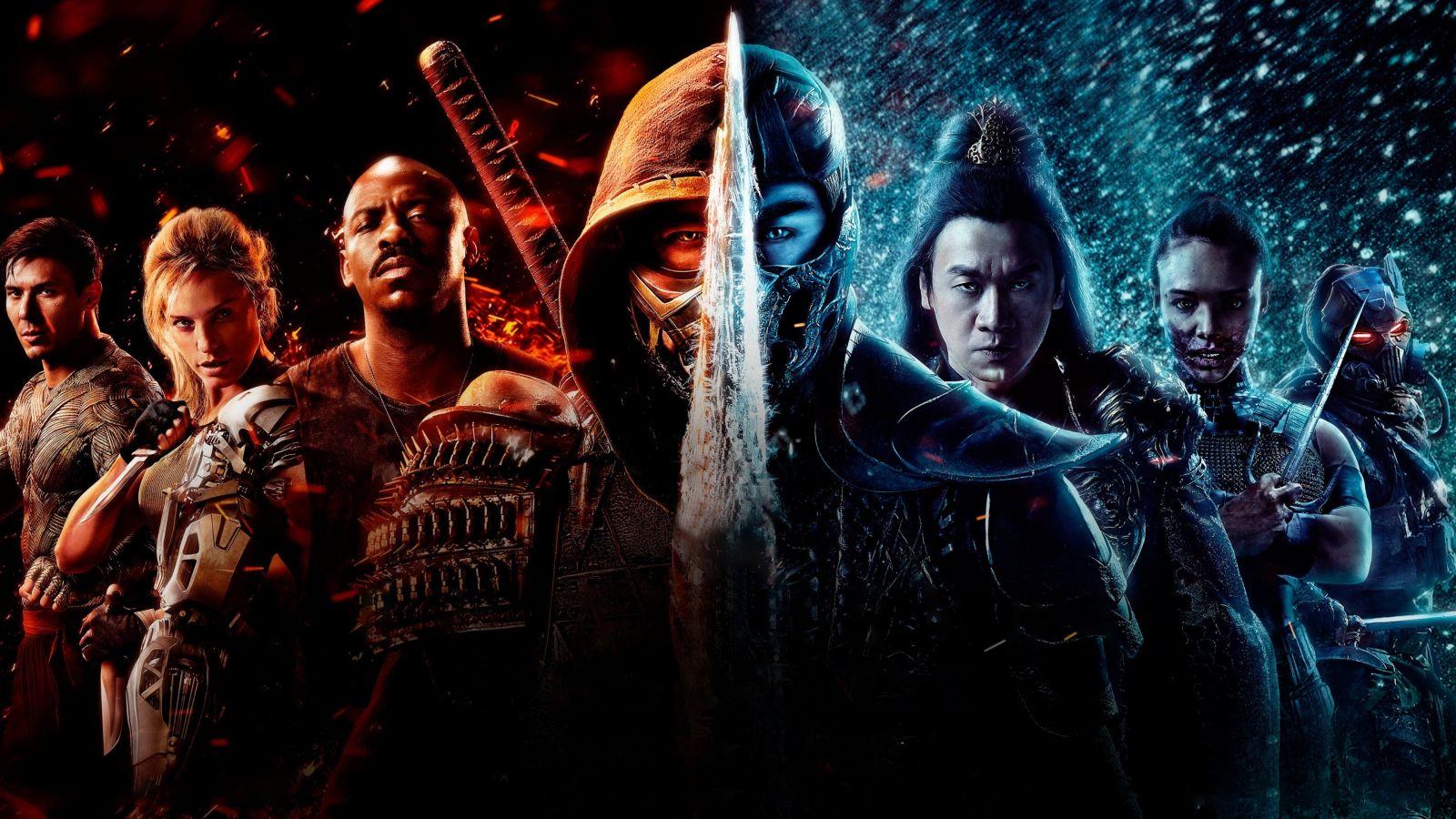 Watch Mortal Kombat (2021) Full Movies Full HD | Watch Free Online