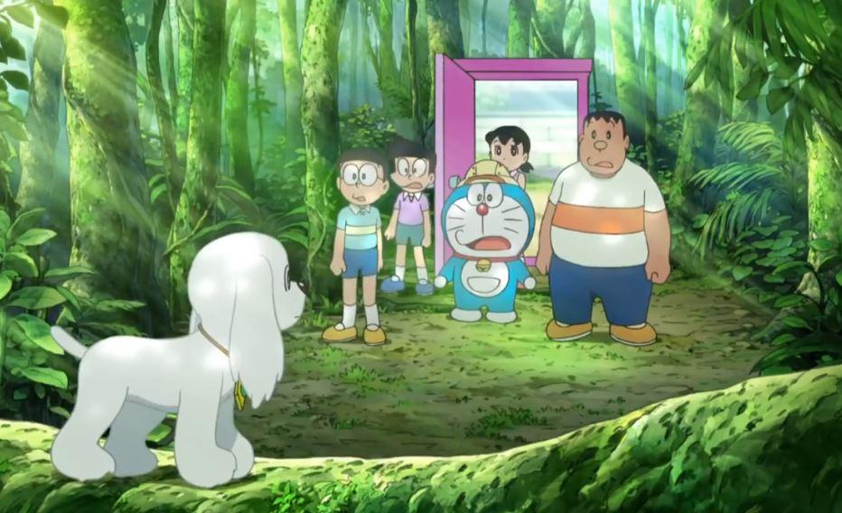 Hoạt hình Doraemon tập dài: Nobita thám hiểm vùng đất mới [Thuyết minh]
