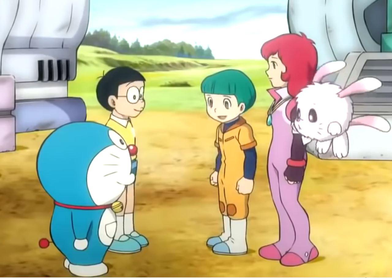 [Doraemon tập dài] Nobita và Lịch sử khai phá Vũ Trụ [Lồng tiếng HAY]