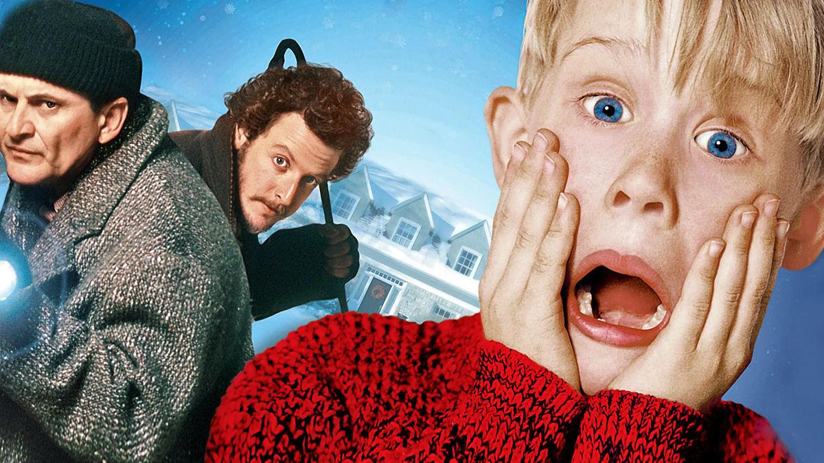 Phim Ở Nhà Một Mình Phần 1 Full HD Thuyết Minh Phim Giáng Sinh Hài Hước