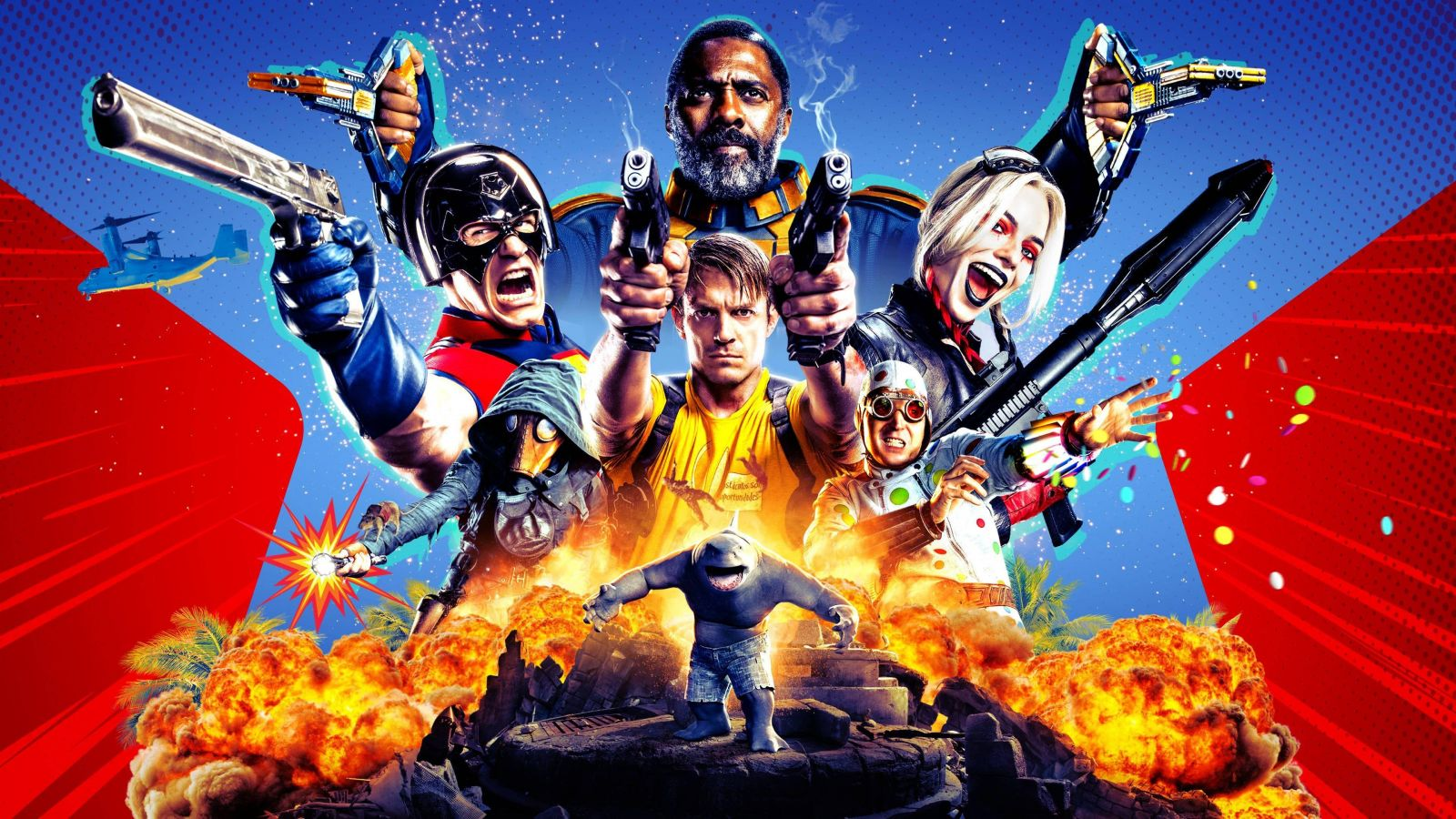The Suicide Squad (2021) Full Movies Full HD Watch Online Free