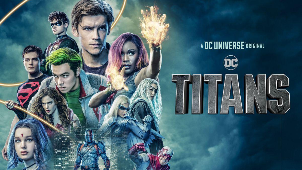 Titans TV Show 2021 Full Session Full Episode Watch Online Free Full