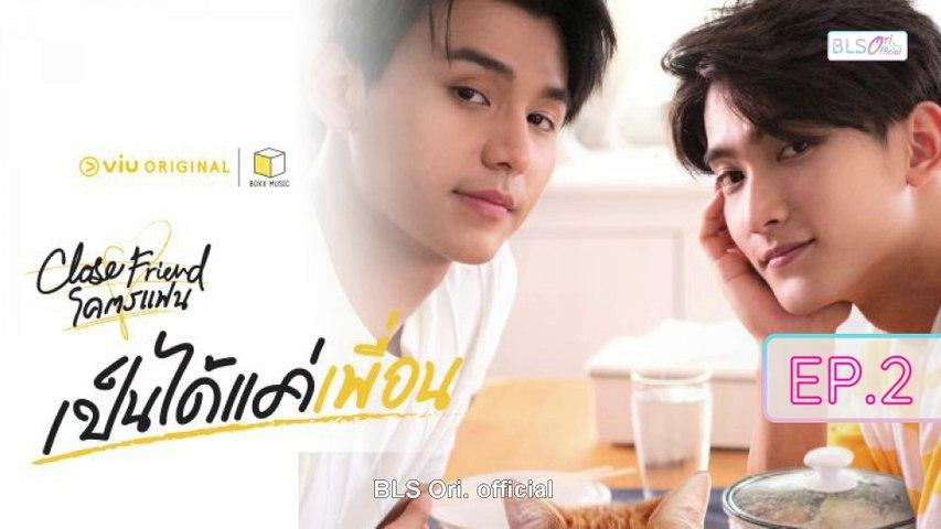 Trên Tình Bạn Dưới Tình Yêu trọn bộ Việt Sub | Phim Đam Mỹ Thái Lan