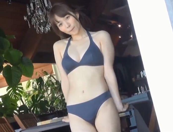 Ngắm gái xinh hot girl Bikini Nhật Bản sexy quyến rũ vô cùng