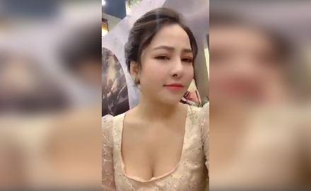 Hình ảnh gái xinh hot girl Trâm Anh trước lúc bị lộ clip sex