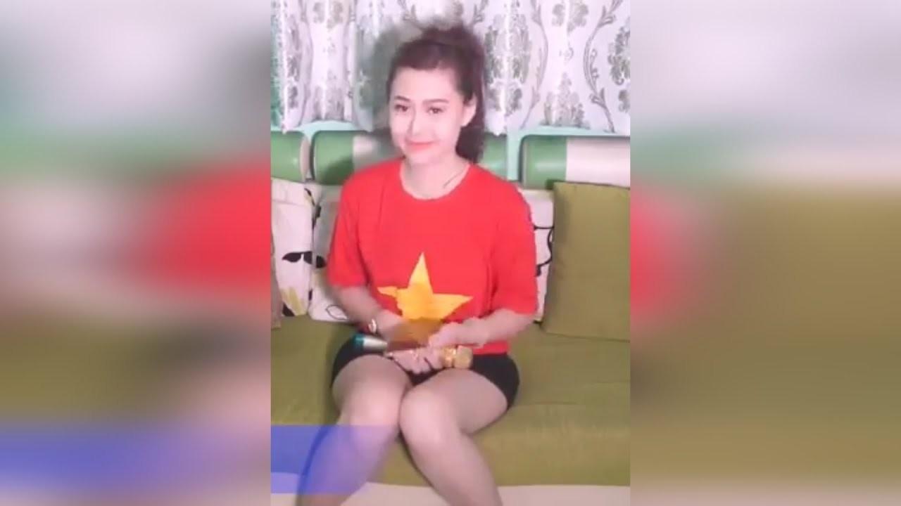 Clip hot girl gái xinh cover ca khúc về biển số Việt Nam SIÊU HAY