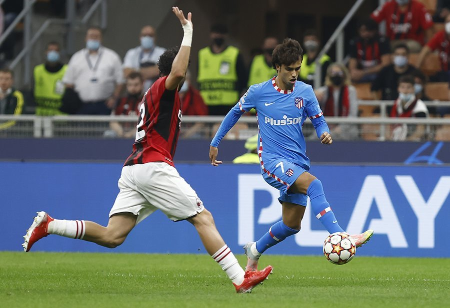 AC Milan 1-2 Atletico Madrid (2021.09.28) Full Goals Highlight Extended
