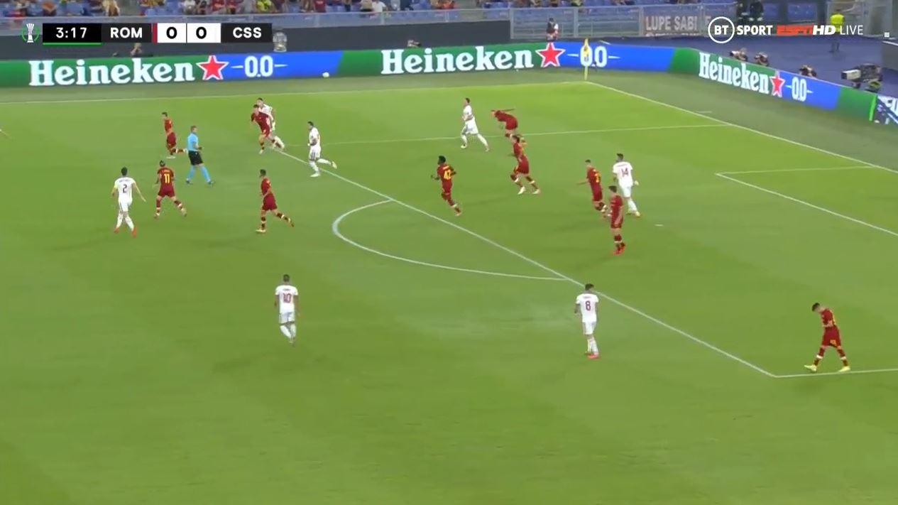 AS Roma 5-1 CSKA Sofia (2021.09.16) Watch Full Goals Highight
