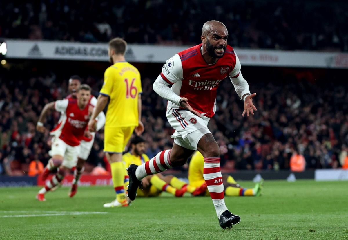 Arsenal 2-2 Crystal Palace 2021.10.18 (20h00) Full Goals Highlight
