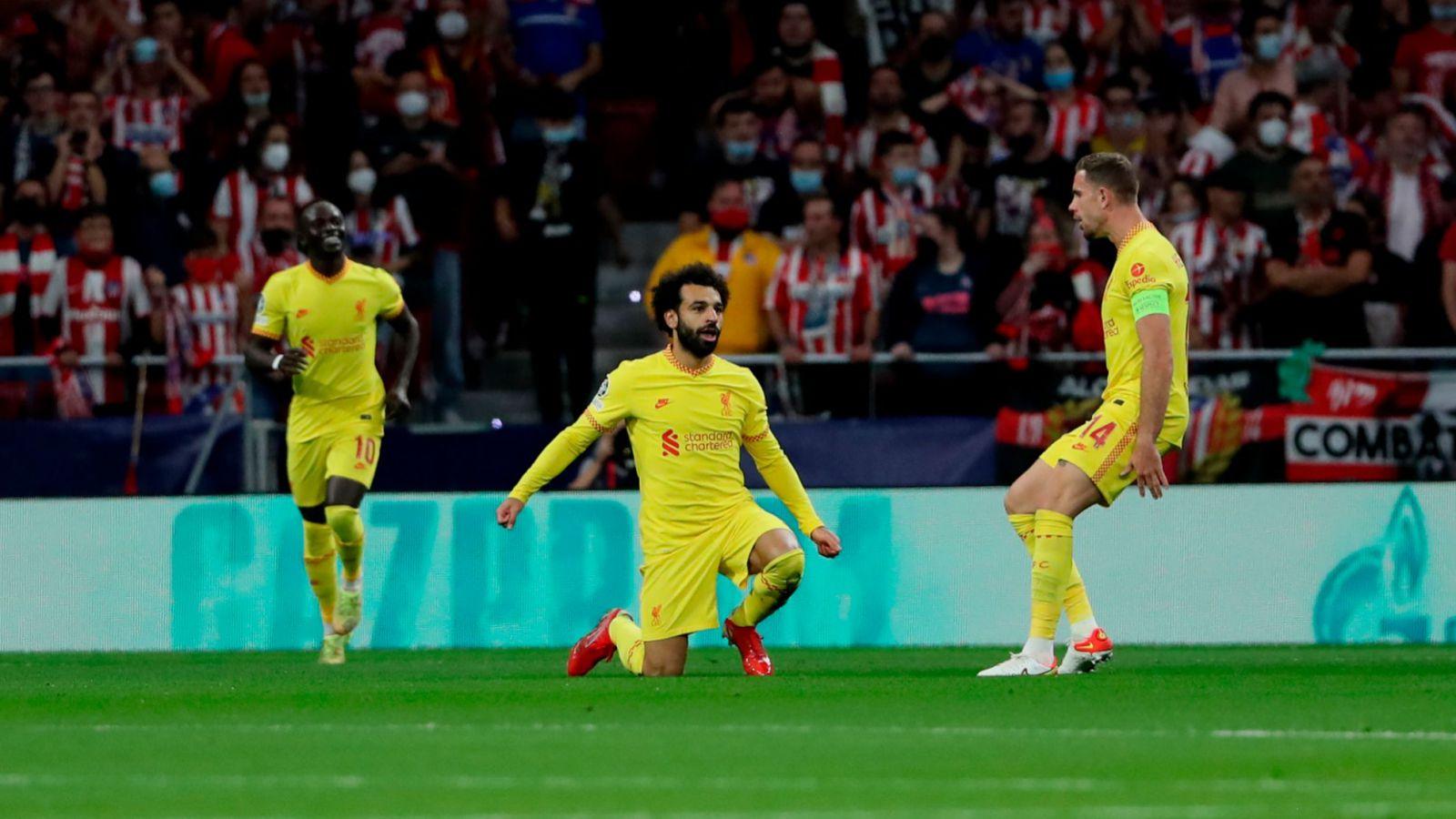 Atletico Madrid 2-3 Liverpool 2021.10.19 (20h00) Full Goals Highlight