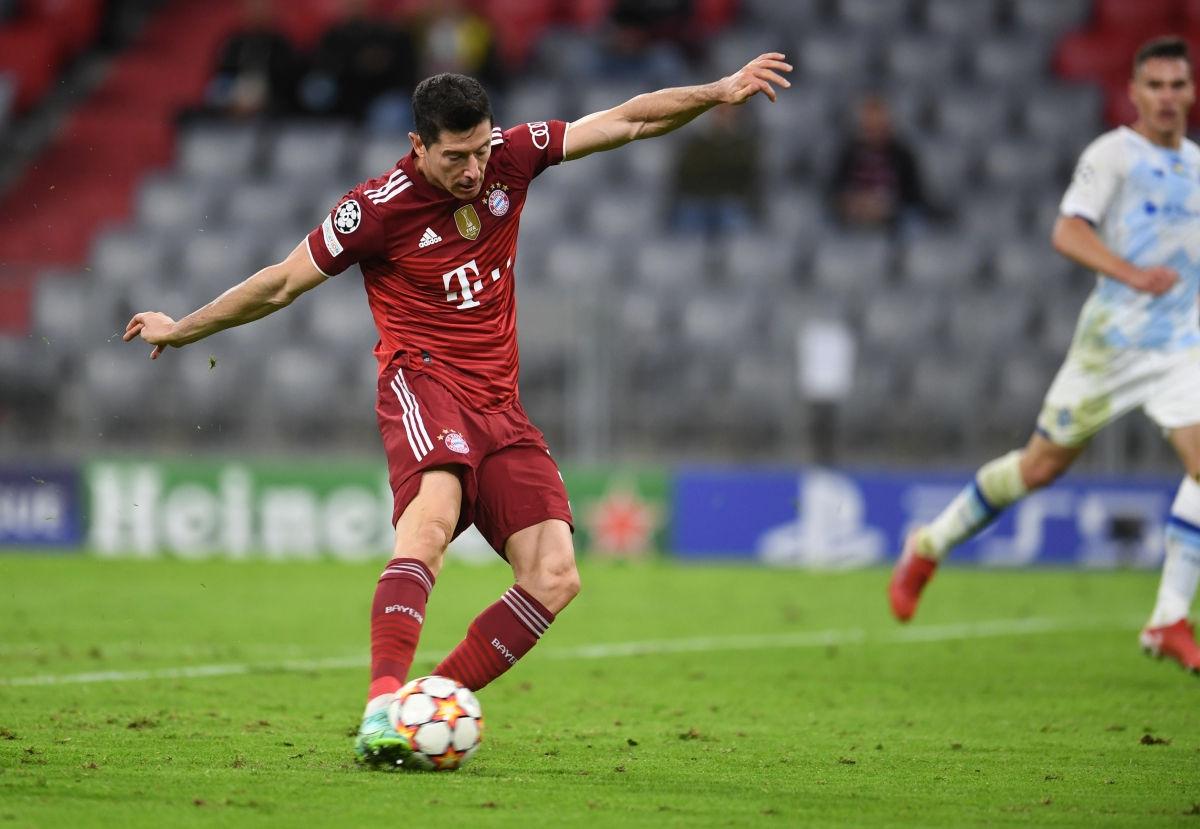 Bayern Munich 5-0 Dynamo Kyiv (2021.09.29) Full Goals Highlight Extended