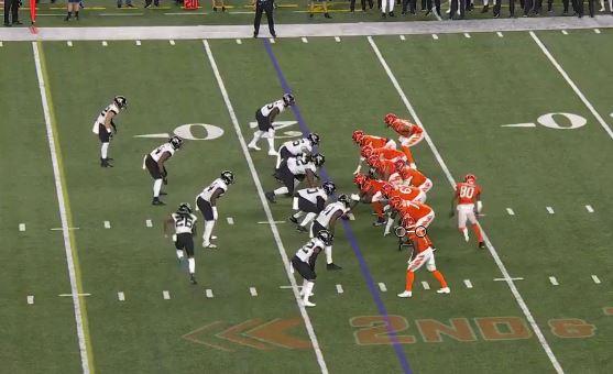 Video C.J. Uzomah would NOT be denied the touchdown