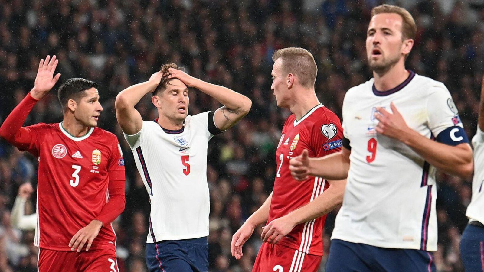 England 1-1 Hungary (WC Qualif.) 2021.10.12 (19h45) Full Goals Highlight
