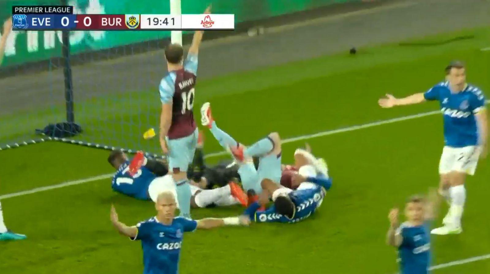 Everton 3-1 Burnley 2021.09.13 (20h00) - Full Goals Highlight Extended Video