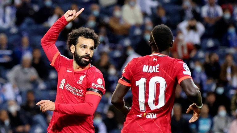 FC Porto 1-5 Liverpool (2021.09.28) Full Goals Highlight Extended