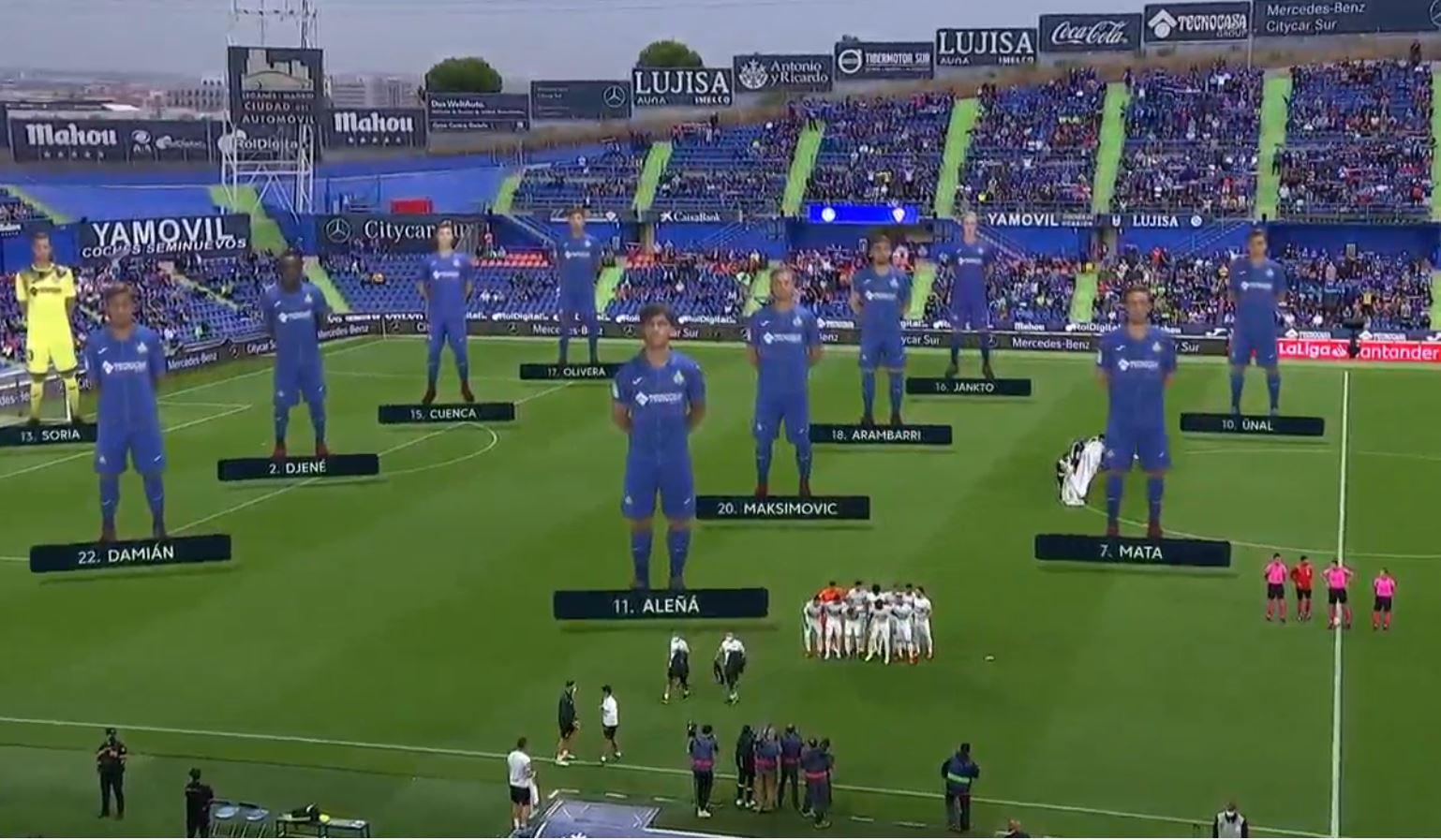 Getafe 0-1 Elche 2021.09.13 (19h00) Full Goals Highlight