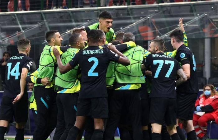 Inter 3-1 Sheriff Tiraspol 2021.10.19 (20h00) Full Goals Highlight