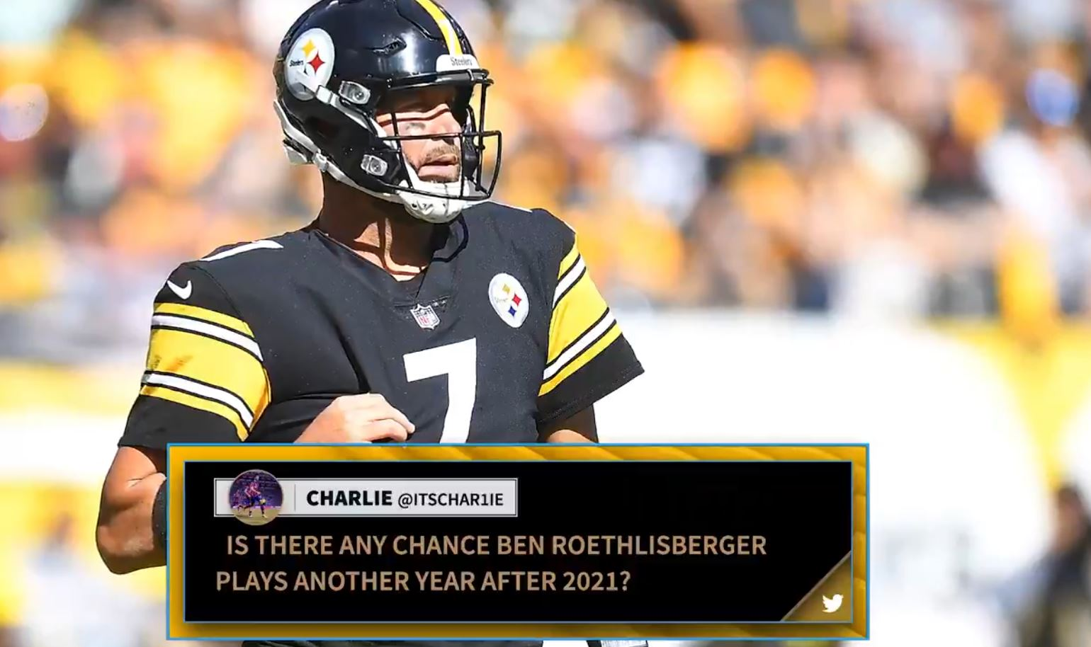 Is this Big Ben's last year? Is Matt Nagy gone after this season? When is Gronk back? Latest on Deshaun Watson, and more
